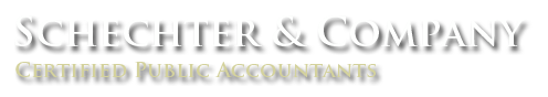 Schechter & Company – Certified public Accountants